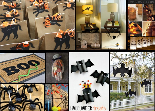 Ý tưởng trang trí nhà cho lễ hội Halloween 5
