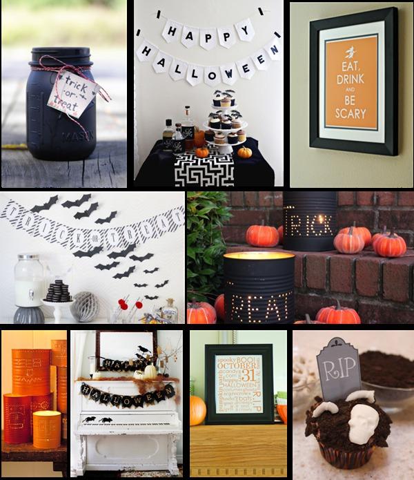 Ý tưởng trang trí nhà cho lễ hội Halloween 6