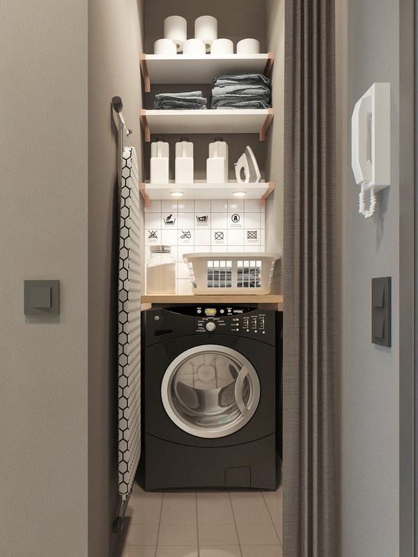 Hai mẫu căn hộ nhỏ đáng khao khát cho vợ chồng trẻ 9