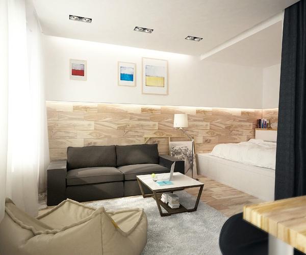 Hai mẫu căn hộ nhỏ đáng khao khát cho vợ chồng trẻ 12