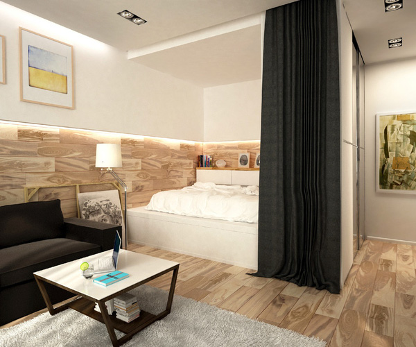 Hai mẫu căn hộ nhỏ đáng khao khát cho vợ chồng trẻ 13