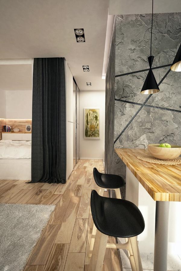 Hai mẫu căn hộ nhỏ đáng khao khát cho vợ chồng trẻ 16