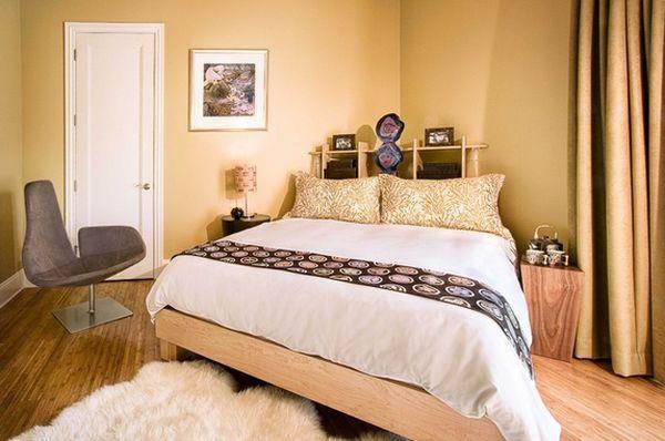 Những kiểu giường góc phù hợp với phòng ngủ nhỏ 4