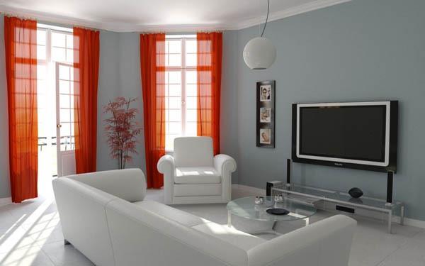 14 ý tưởng thiết kế và trang trí cho phòng khách nhỏ  2