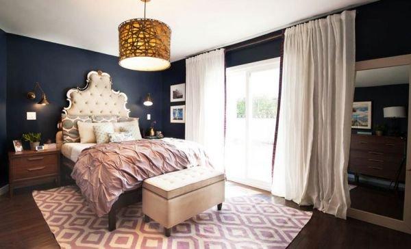 Học hỏi 20 cách phối màu tuyệt vời cho phòng ngủ (Phần 2) 3
