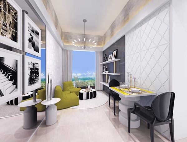 14 ý tưởng thiết kế và trang trí cho phòng khách nhỏ  5