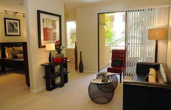 14 ý tưởng thiết kế và trang trí cho phòng khách nhỏ  8