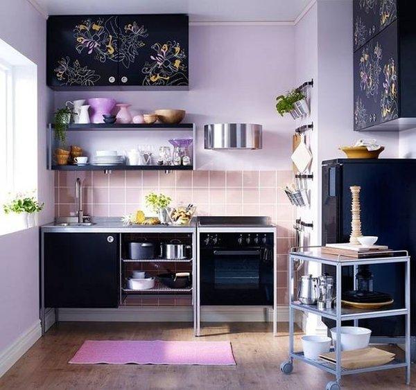 Ý tưởng cực đỉnh để bài trí căn bếp nhỏ 1