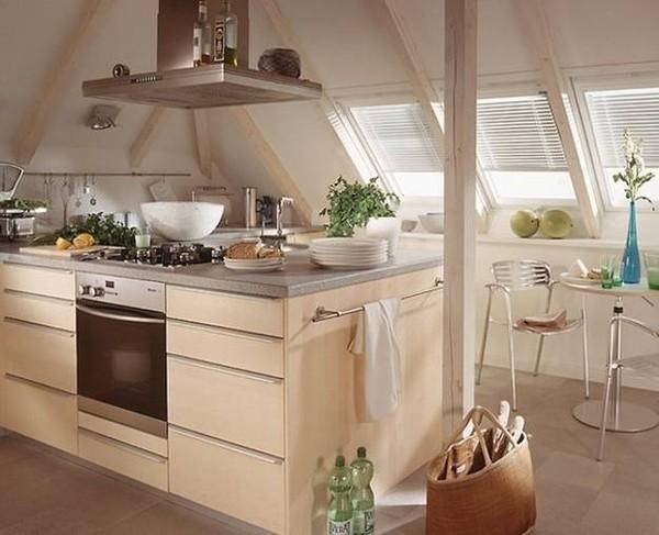 Ý tưởng cực đỉnh để bài trí căn bếp nhỏ 14