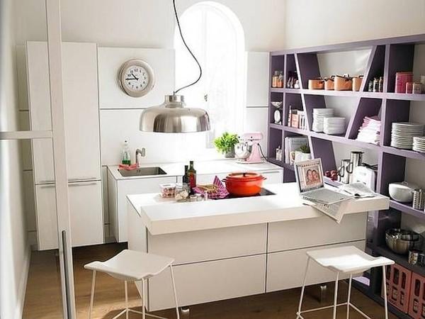 Ý tưởng cực đỉnh để bài trí căn bếp nhỏ 3