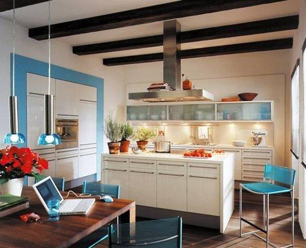 Ý tưởng cực đỉnh để bài trí căn bếp nhỏ 4