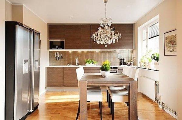 Ý tưởng cực đỉnh để bài trí căn bếp nhỏ 5