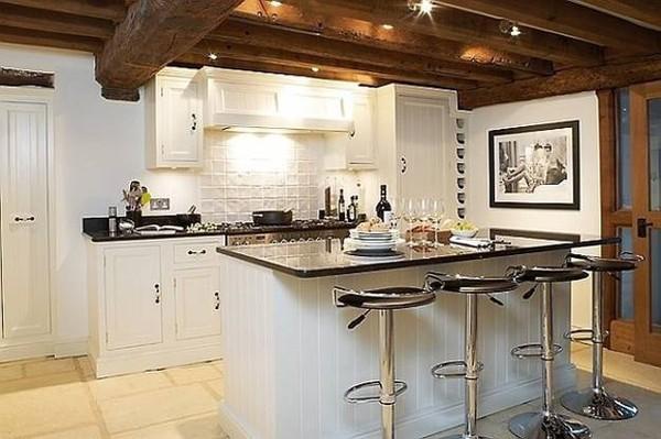 Ý tưởng cực đỉnh để bài trí căn bếp nhỏ 6