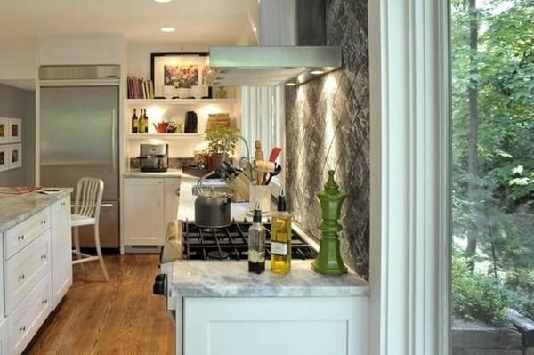 Ý tưởng cực đỉnh để bài trí căn bếp nhỏ 7