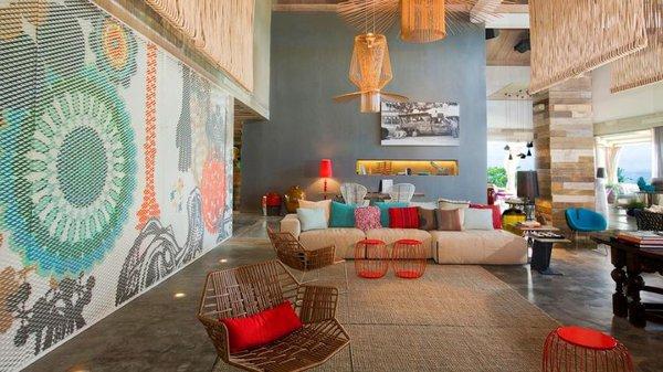 Trang trí nhà bắt mắt theo phong cách nhiệt đới 4