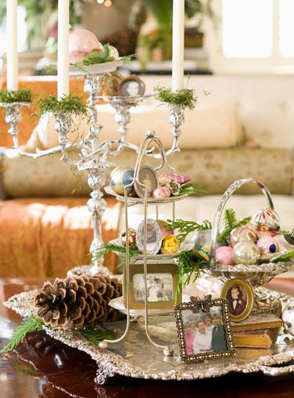 Ngắm ngôi nhà trang trí Noel ấn tượng đến từng chi tiết 5