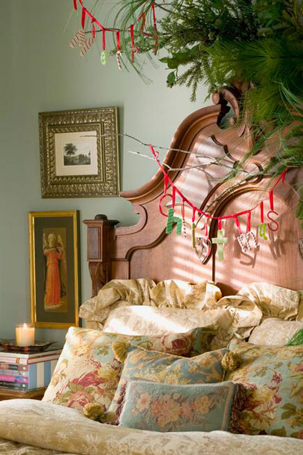 Ngắm ngôi nhà trang trí Noel ấn tượng đến từng chi tiết 8