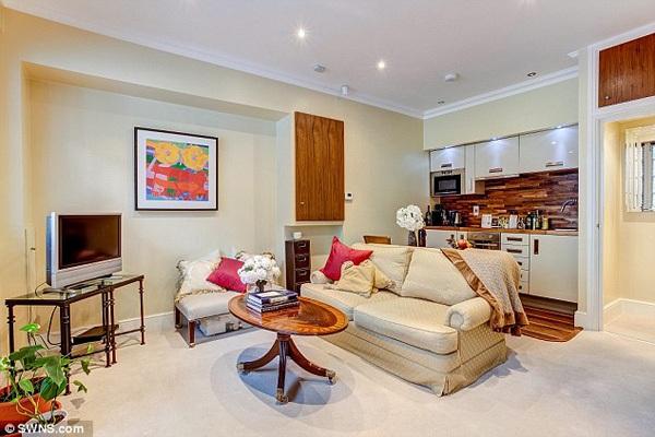 Ngôi nhà 1 phòng ngủ có giá cao vút lên tới 60 tỷ đồng 3
