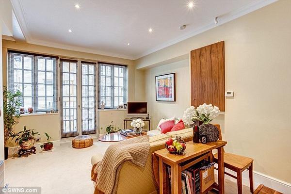 Ngôi nhà 1 phòng ngủ có giá cao vút lên tới 60 tỷ đồng 4