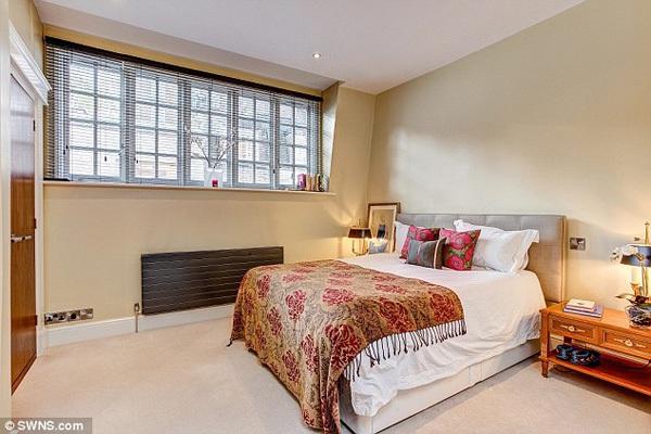 Ngôi nhà 1 phòng ngủ có giá cao vút lên tới 60 tỷ đồng 5