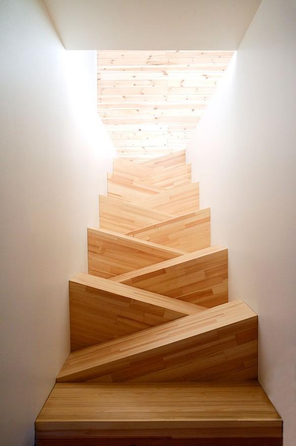 """""""Mãn nhãn"""" với những mẫu cầu thang siêu đẹp   12"""