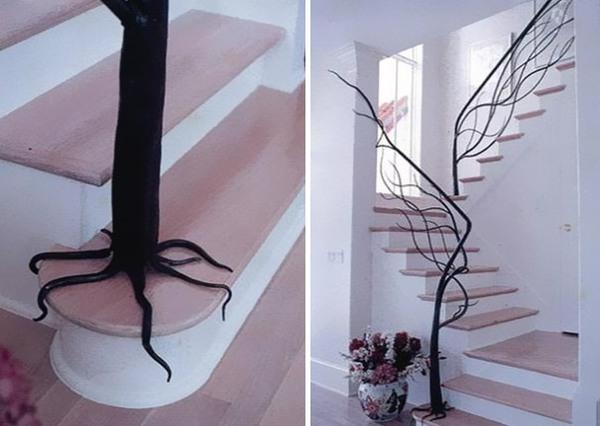"""""""Mãn nhãn"""" với những mẫu cầu thang siêu đẹp   5"""