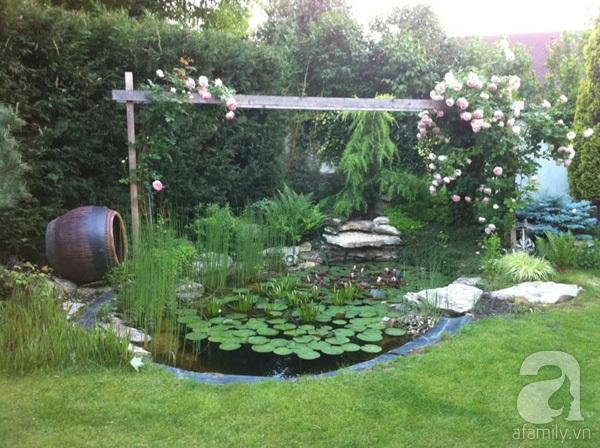 Ghé thăm khu vườn đậm chất Việt trên đất Hungary 5