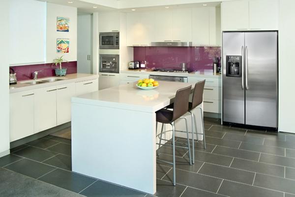 Những thiết kế bếp màu tím đẹp ngoài sức tưởng tượng 4