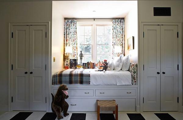 Ý tưởng trang trí phòng ngủ bé trai cực đẹp 12