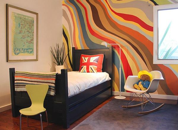 Ý tưởng trang trí phòng ngủ bé trai cực đẹp 18