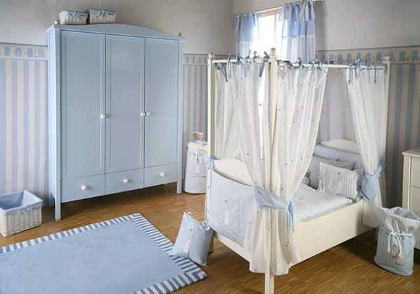 Ý tưởng trang trí phòng ngủ bé trai cực đẹp 4