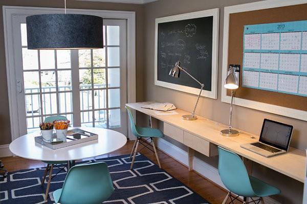 Gợi ý trang trí các khu vực trong nhà theo phong cách khác nhau 2