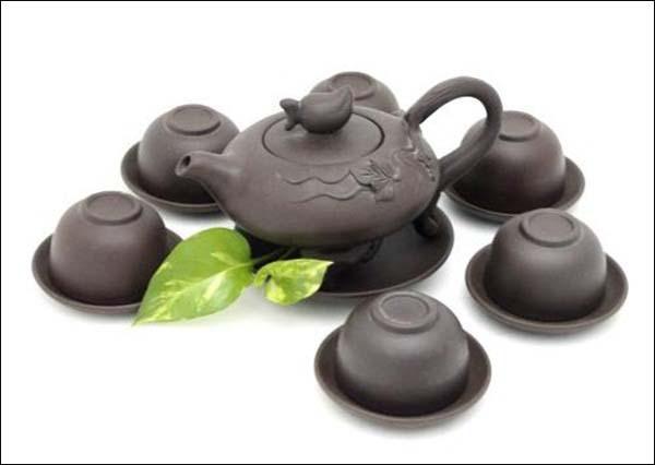 Chọn mua bộ ấm chén uống trà siêu đẹp đón Tết  2