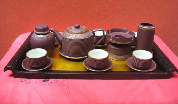 Chọn mua bộ ấm chén uống trà siêu đẹp đón Tết  3