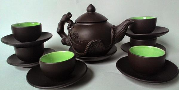 Chọn mua bộ ấm chén uống trà siêu đẹp đón Tết  4
