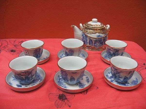 Chọn mua bộ ấm chén uống trà siêu đẹp đón Tết  6