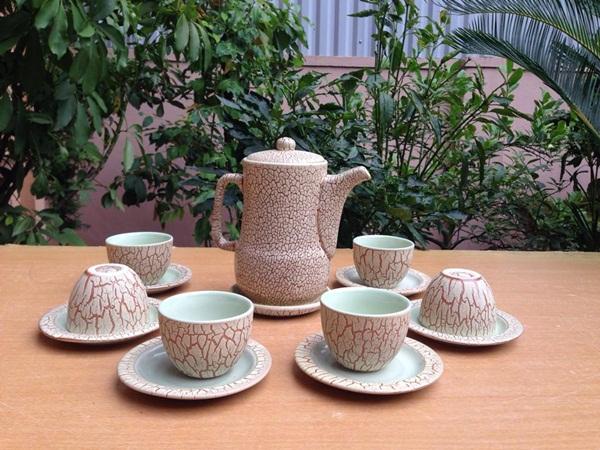 Chọn mua bộ ấm chén uống trà siêu đẹp đón Tết  8
