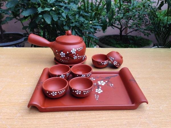 Chọn mua bộ ấm chén uống trà siêu đẹp đón Tết  9