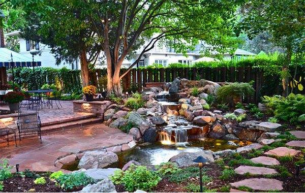Những thiết kế hồ nước nhỏ xinh cho sân vườn 7