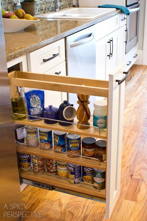 Bí quyết sắp xếp tủ bếp thông minh và khoa học 17