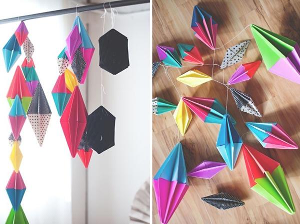 Khám phá các xu hướng trang trí tiệc tại nhà bằng giấy đẹp ngất ngây  2