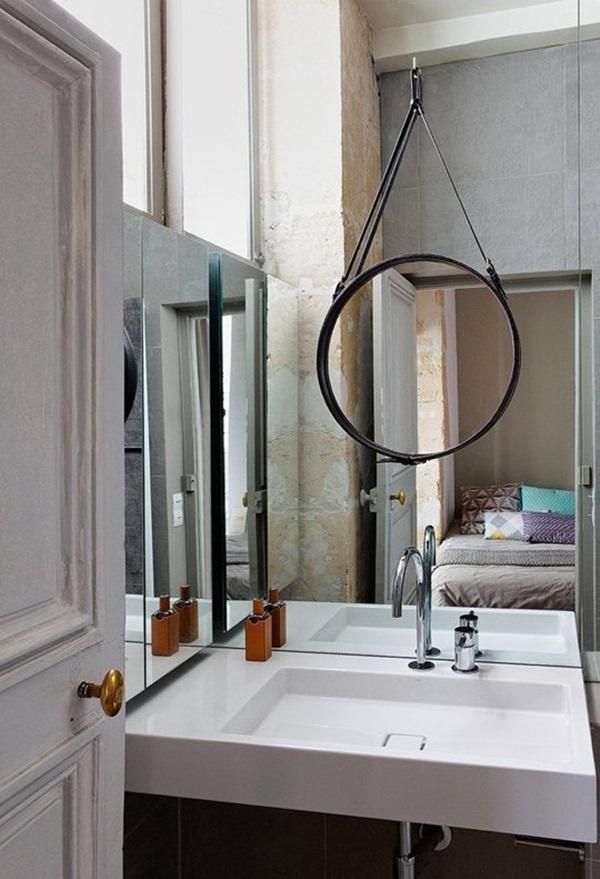 Thổi hồn cho phòng tắm nhỏ 5m2 thật dễ 4