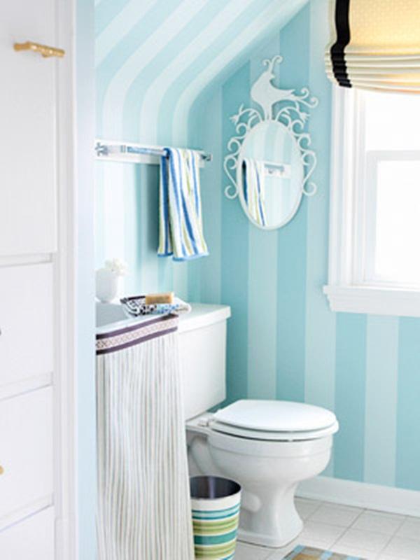 Thổi hồn cho phòng tắm nhỏ 5m2 thật dễ 6