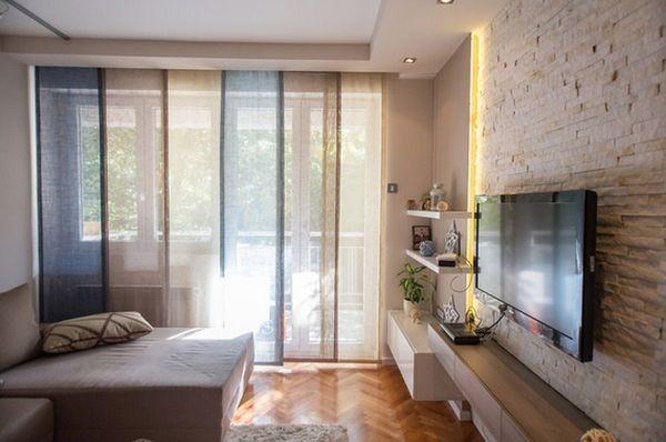 20 thiết kế kệ tivi treo tường cực đẹp 1