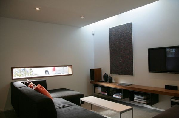 20 thiết kế kệ tivi treo tường cực đẹp 2