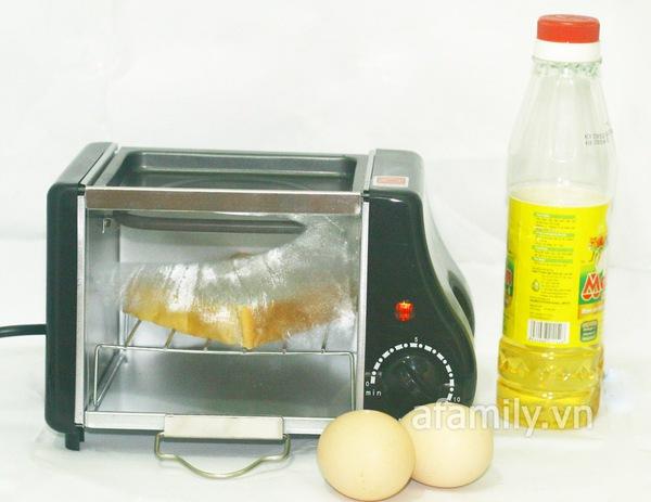 Lạ mắt lò nướng bánh mini 2 trong 1 10
