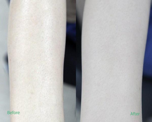 Sữa dưỡng thể Nivea ban đêm: Hiệu quả làm trắng da chậm 9