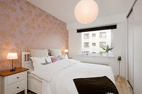Gợi ý mẹo trang trí phòng ngủ nhỏ trở nên rộng rãi 5