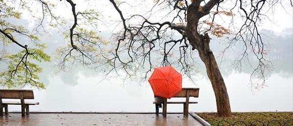 Hình ảnh độc đáo về tháp rùa hồ Gươm 2