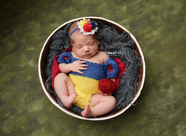 ảnh đẹp bé sơ sinh mẹ&bé afamily 4